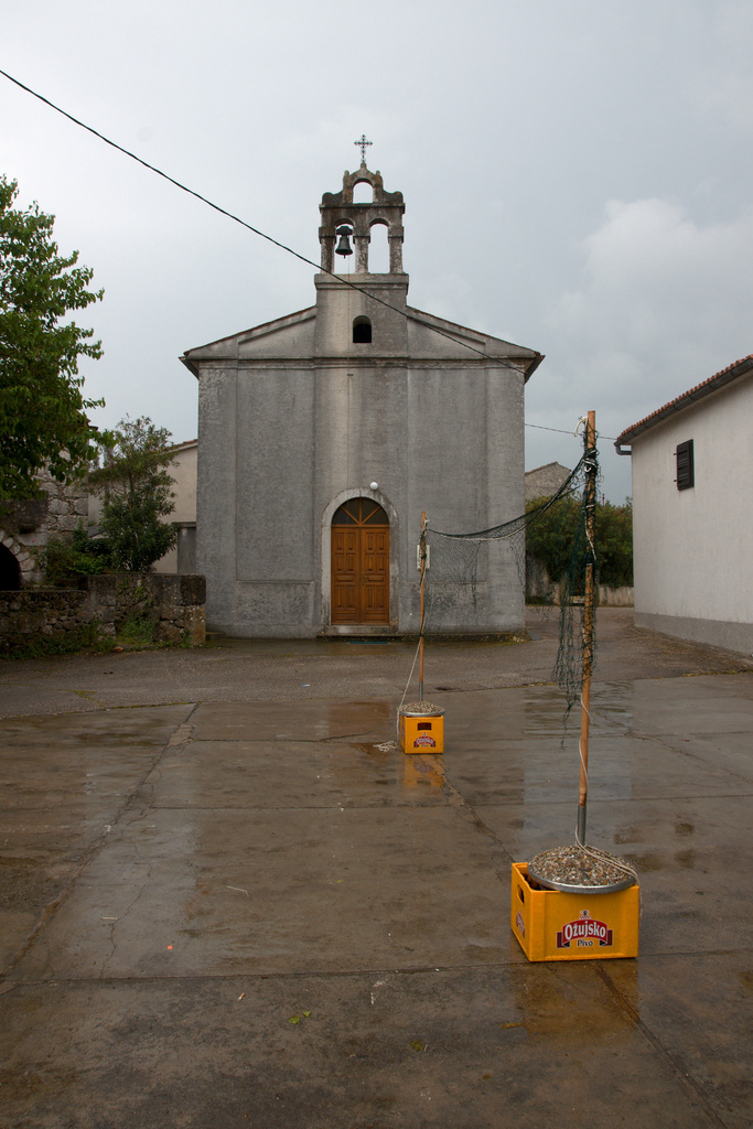 Rainy Days in Krk