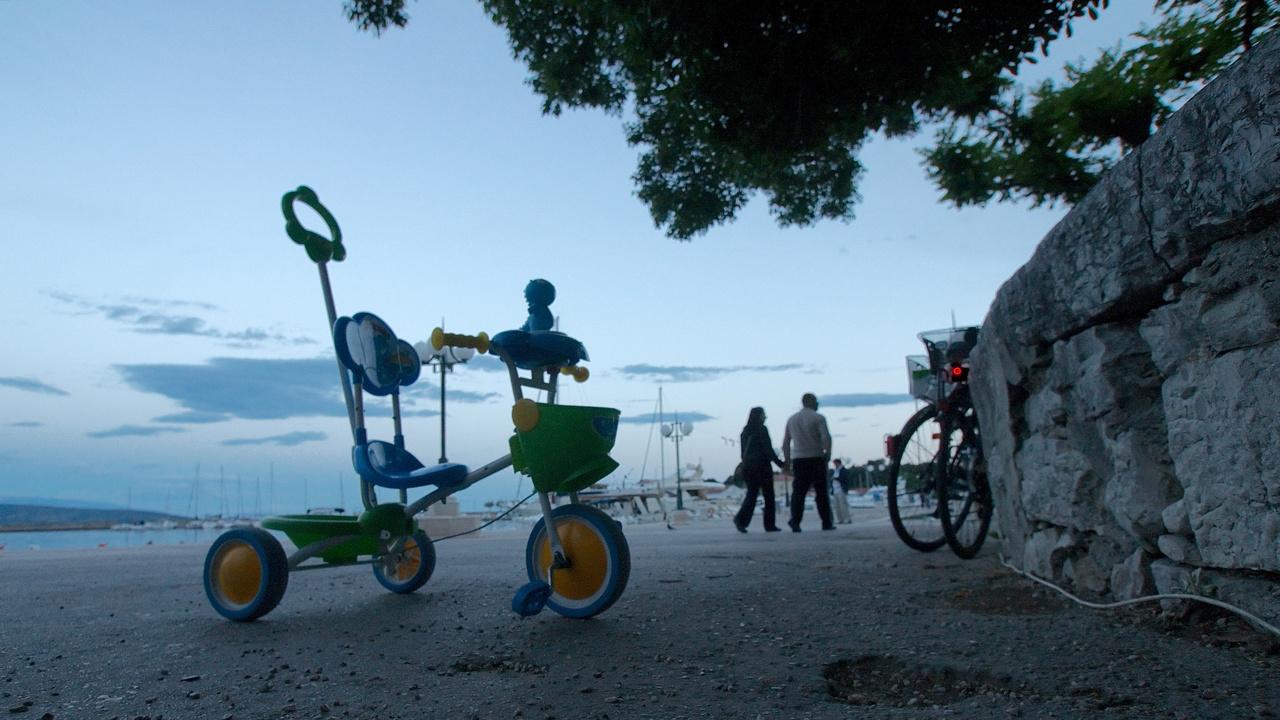 Eggleston's Trike in Krk