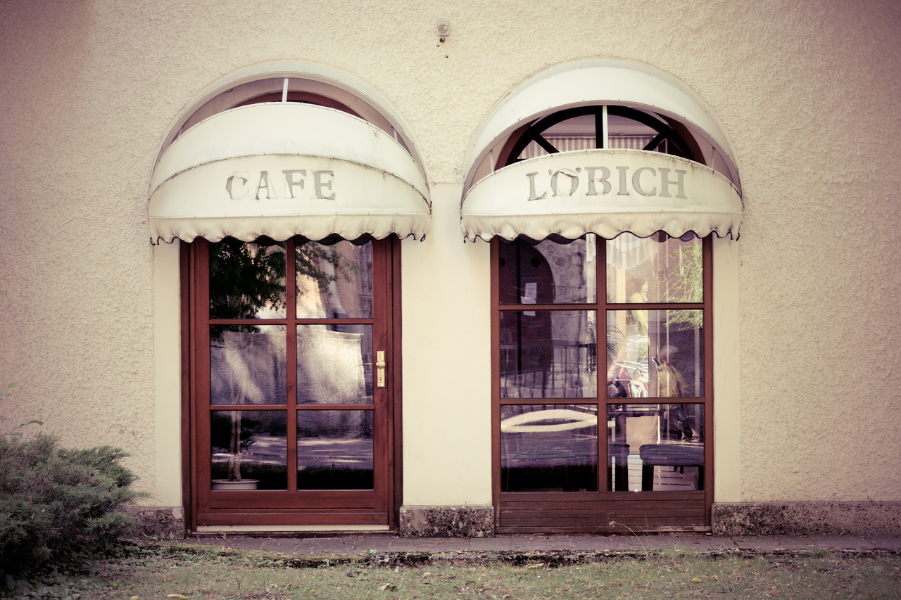 Click to enlarge: Cafe Löbich