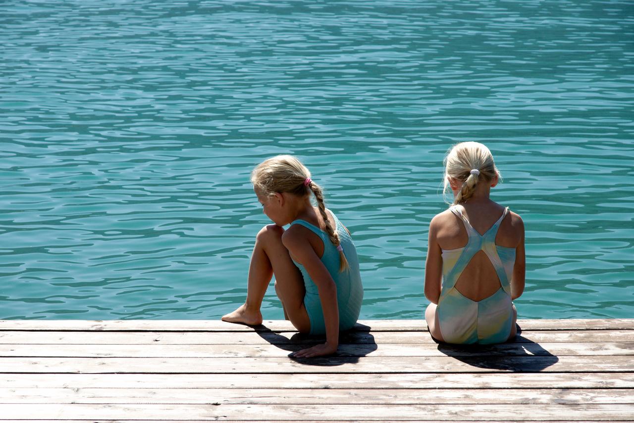 Click to enlarge: Summer at the Lake