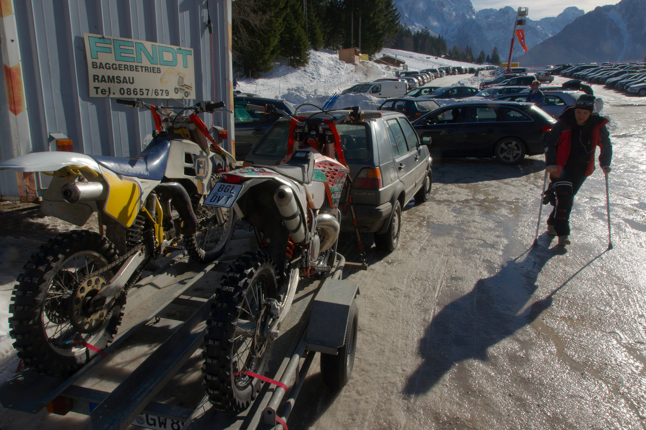 Click to enlarge: Alpine Mobility Devices [f/20, 1/125 sec, 16mm-e, ISO 200, Sony A700]