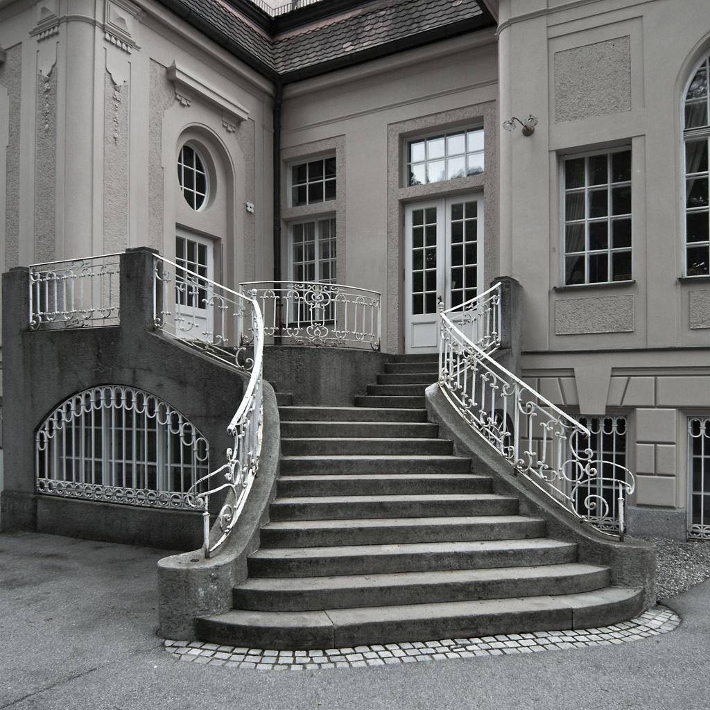 Backdoor Stairs