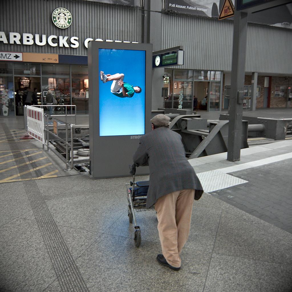 Passive Mobility