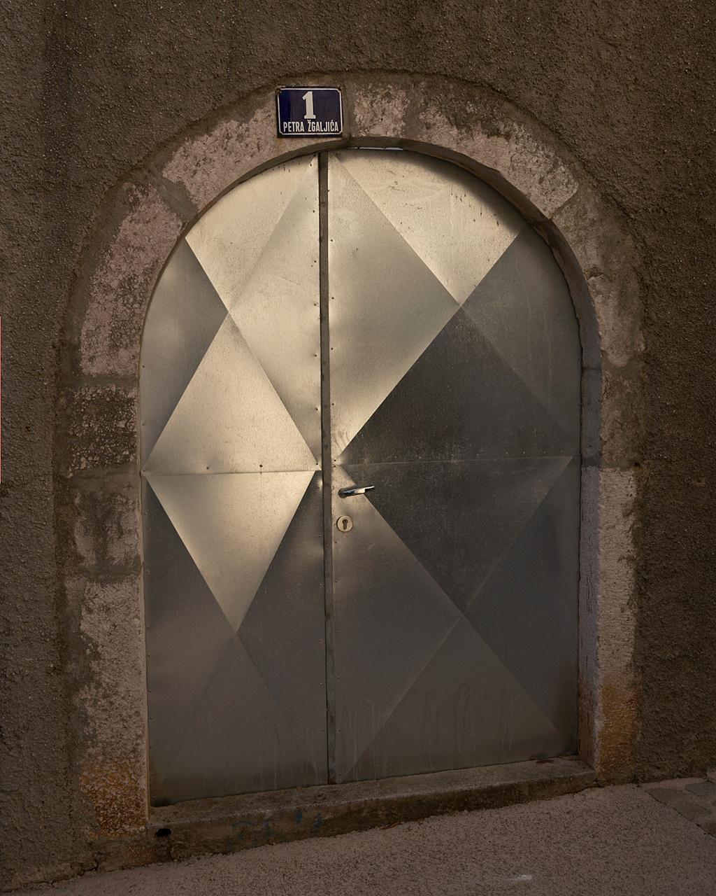 Old Arc, New Door