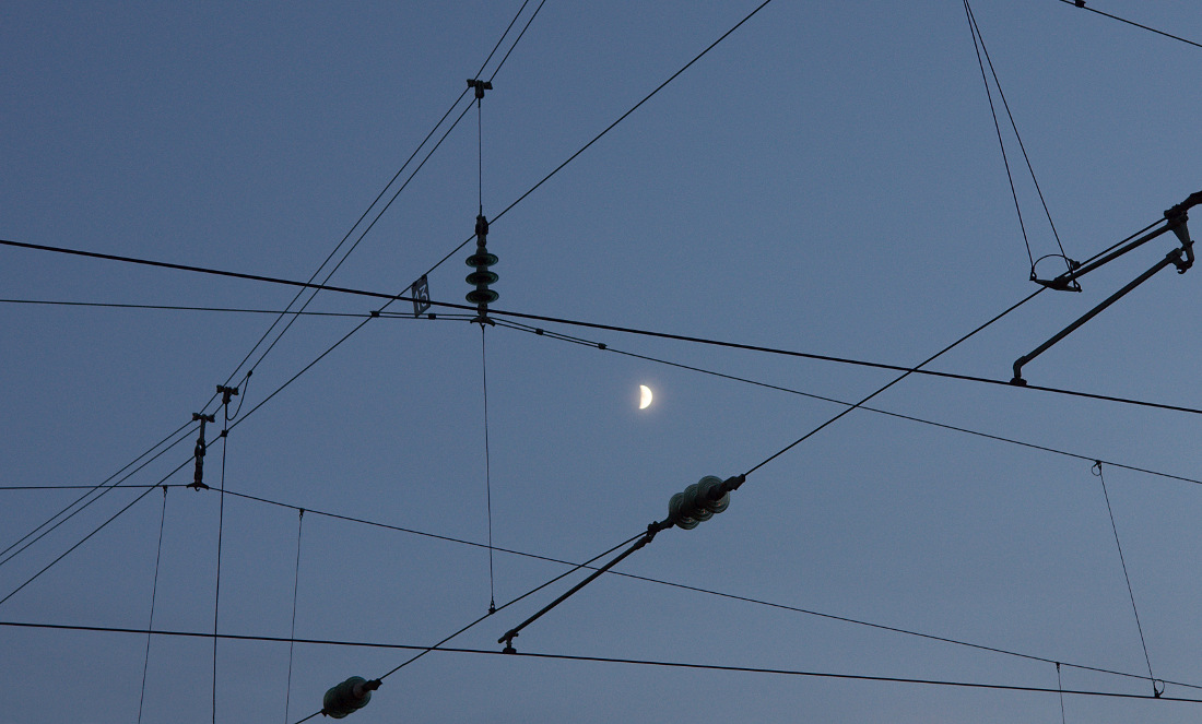 Wires, Moon