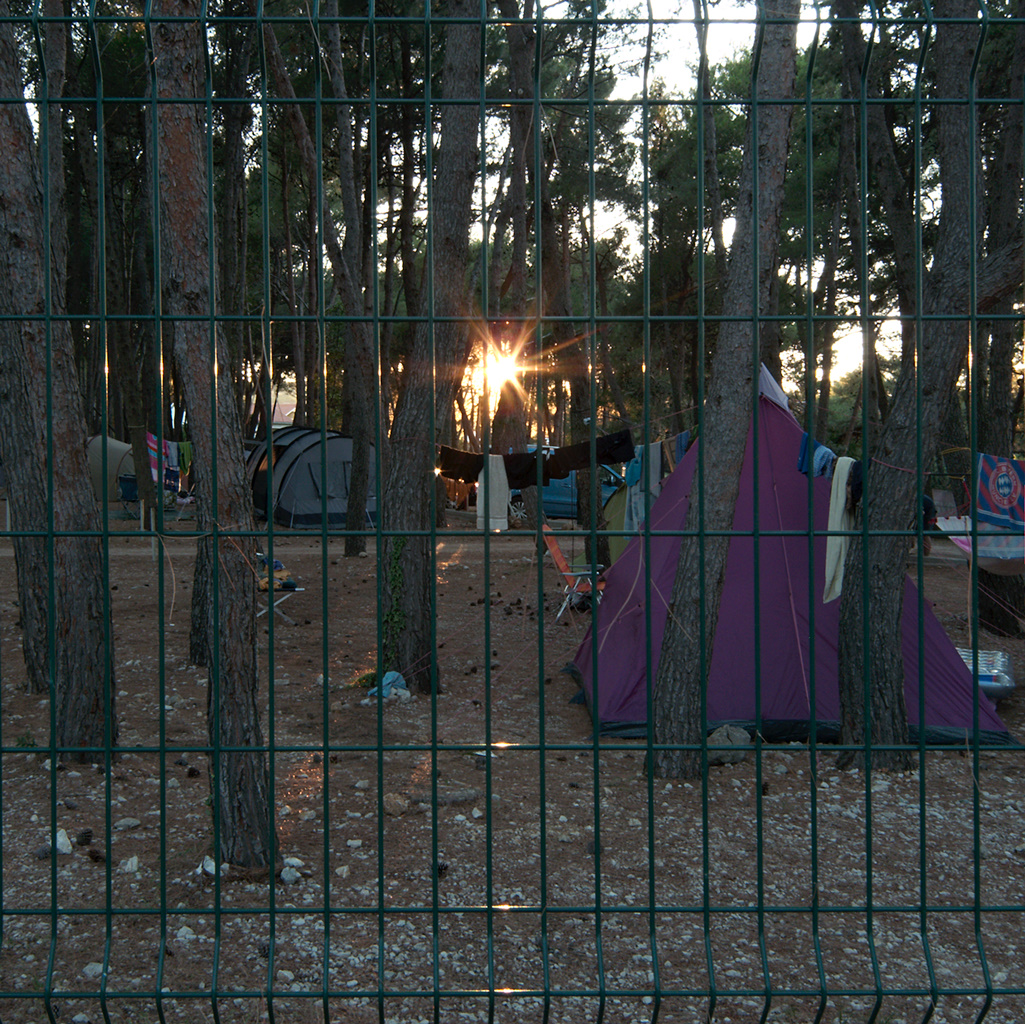 Caged Campers