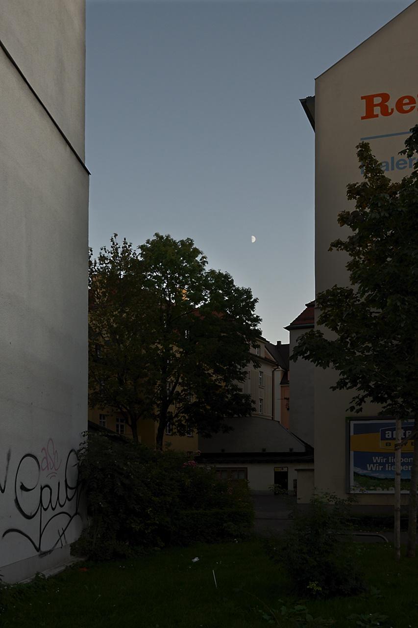 Moonrise Over Westend