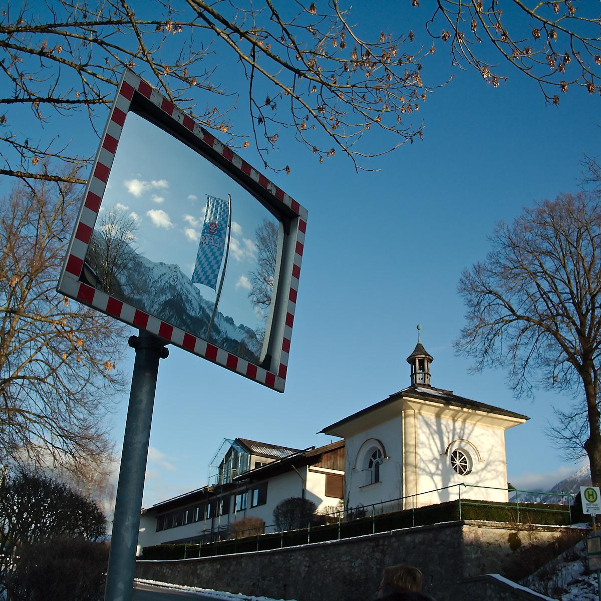 Click to enlarge: Blue Sky Bavaria [f/3.5, 1/1000 sec, 28mm-e, ISO 160, DMC-G3]