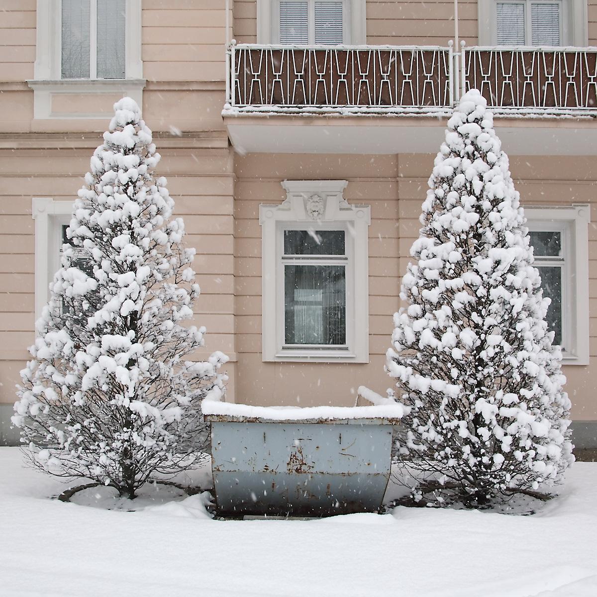 Snowy Triad
