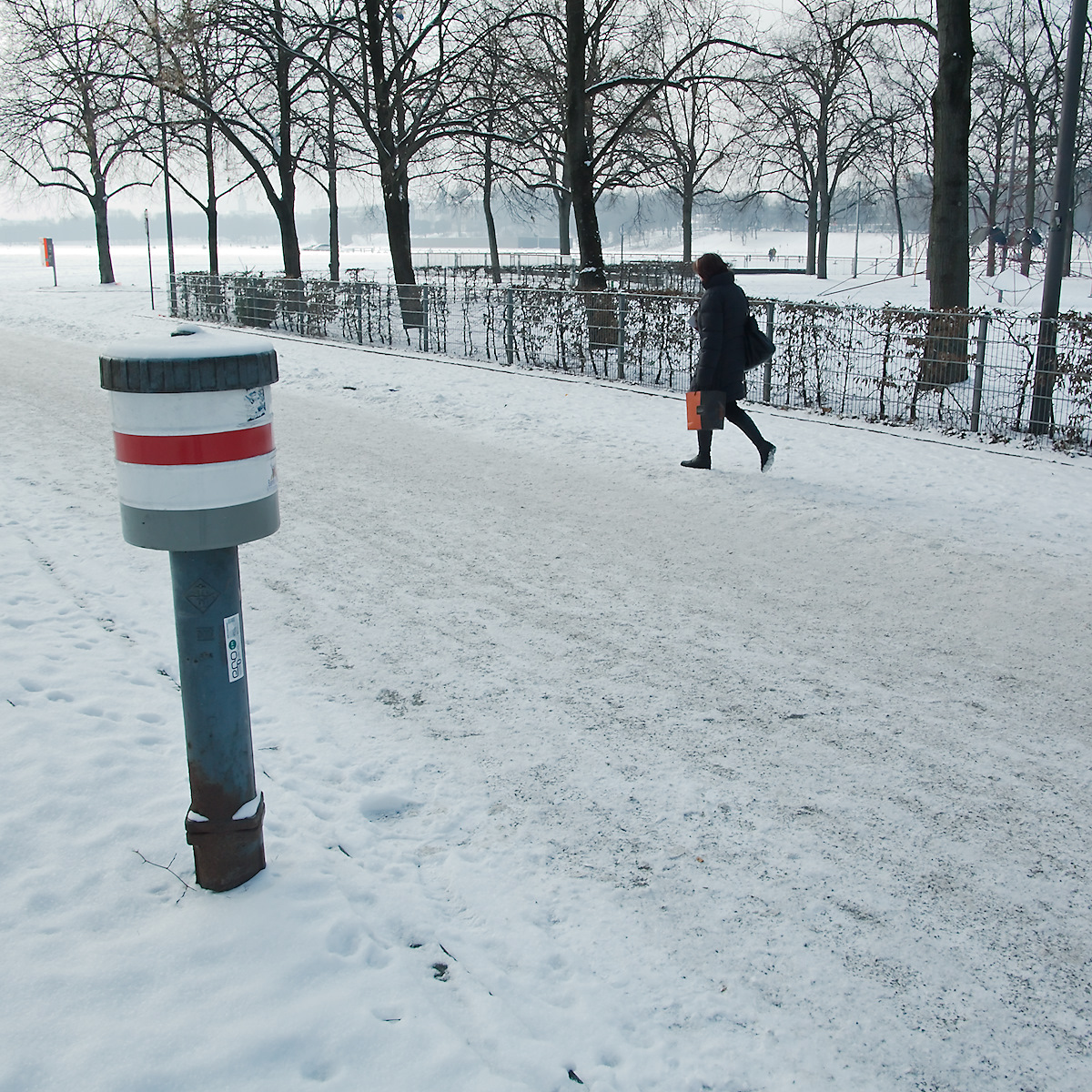 Hydrant, Snow