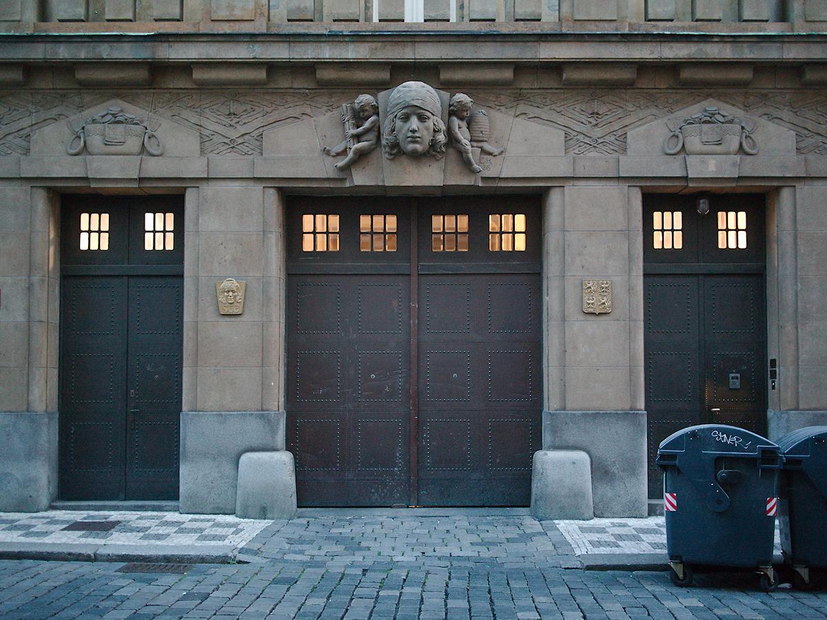 Art Deco Portals
