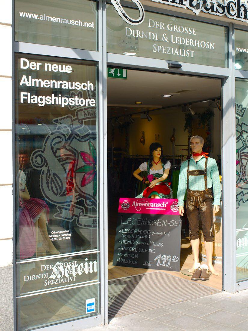 Almenrausch Flagshipstore: