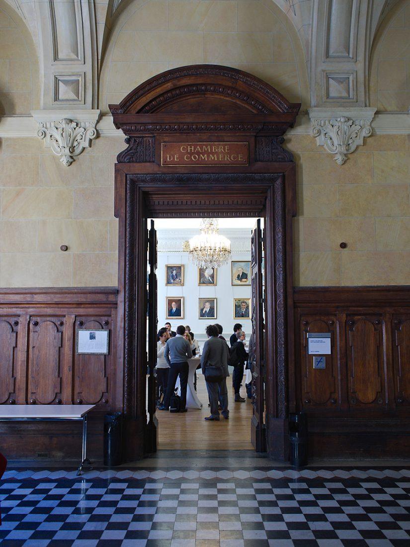 Chambre De Commerce: Blog, Interior, WP, cci