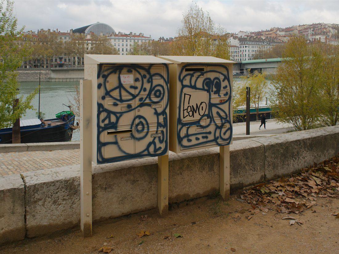 ESMO - Peace in Lyon: Blog, The Public Eye