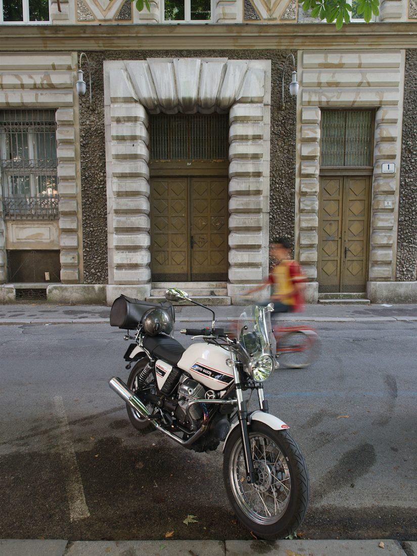Two Bikes: Blog, Street, Urban