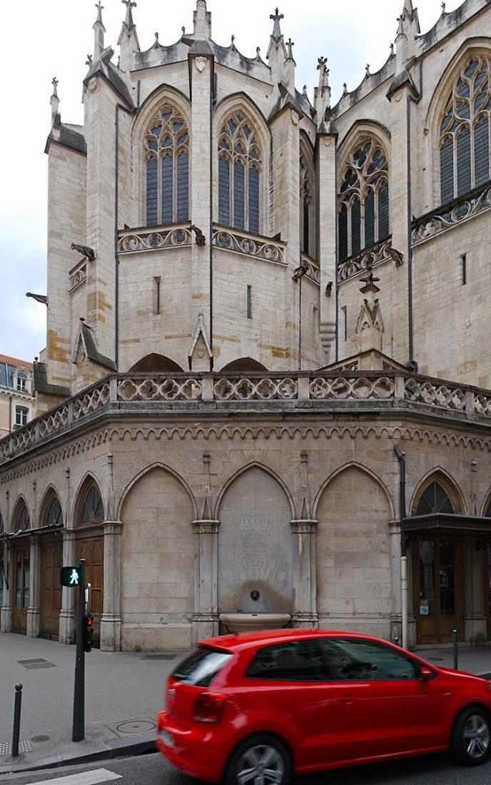 Red Volkswagen: