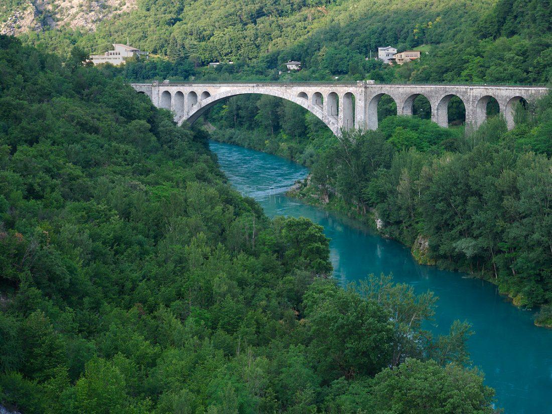 Solkanski Most: Blog, WP, bridge