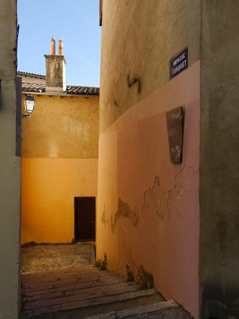 Impasse Turquet: Blog, Urban