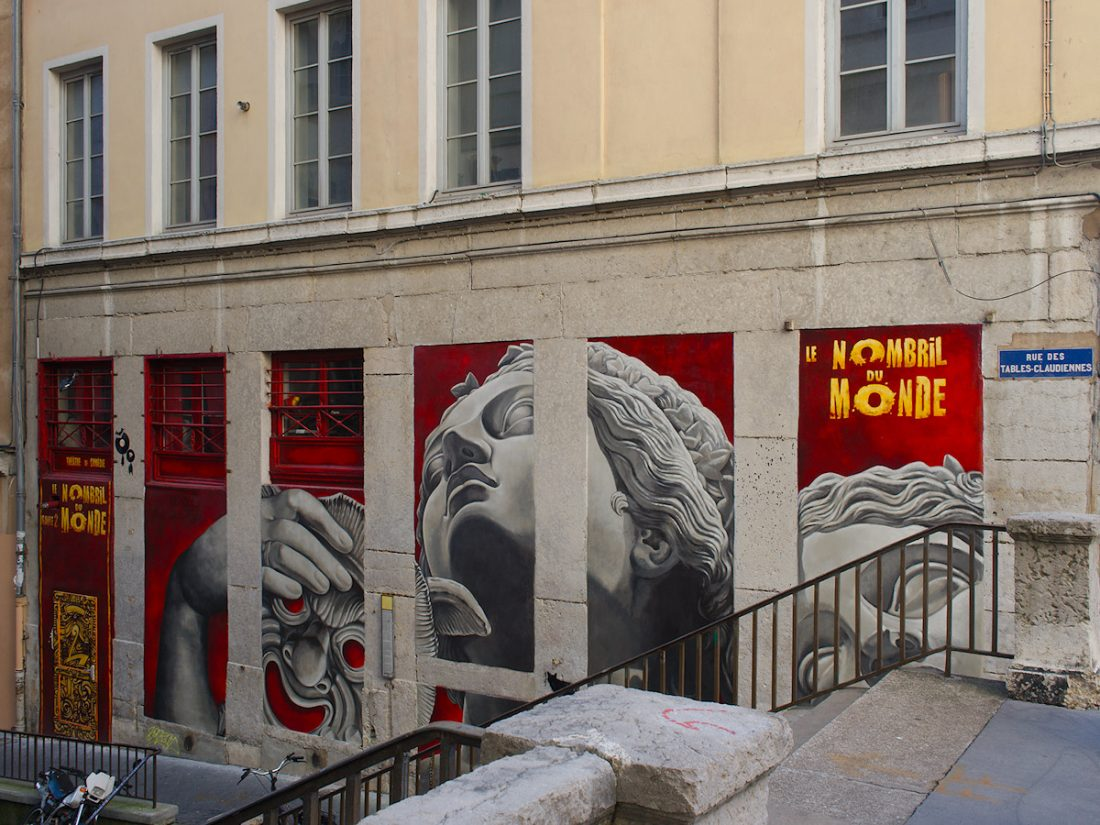 Le Nombril du Monde: Blog, Graffiti, Main Blog, Urban