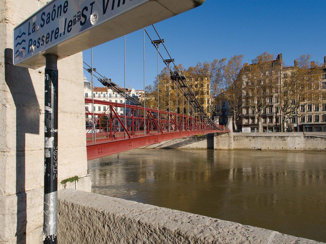 Passerelle Saint-Vincent: Blog, Bridge, Main Blog, WP