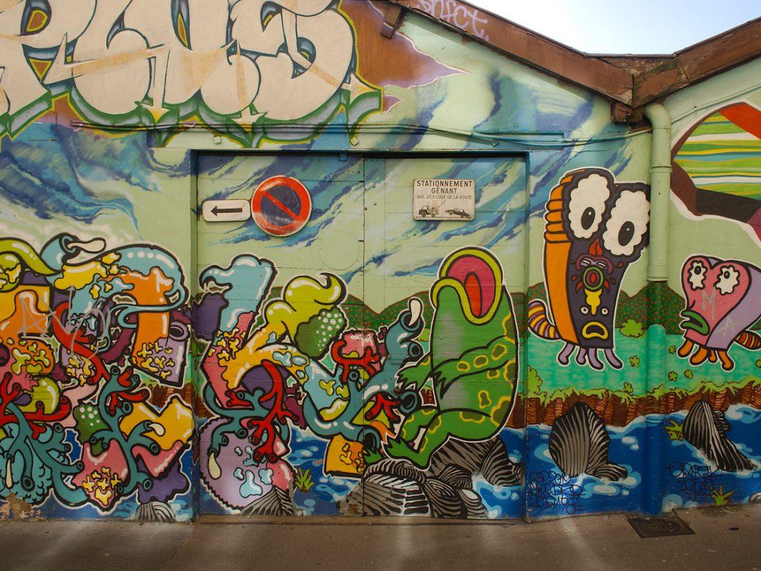 Stationnement Gênant: Blog, Graffiti, Urban