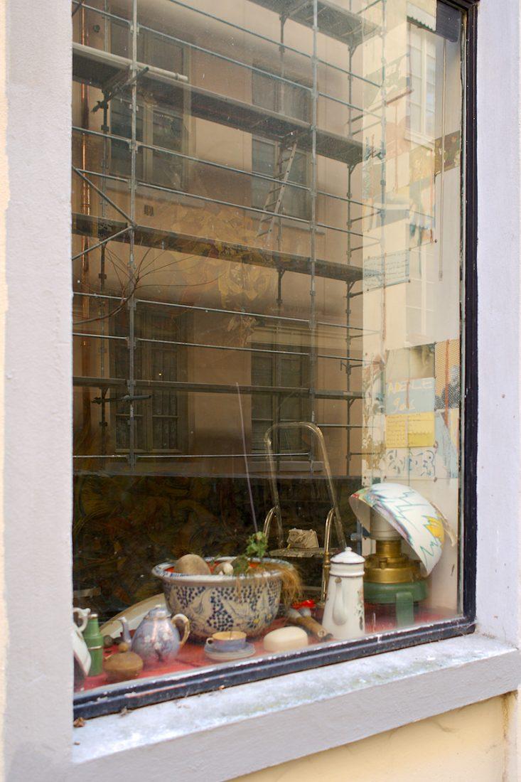 Blend: Blog, Reflection, Urban, Window