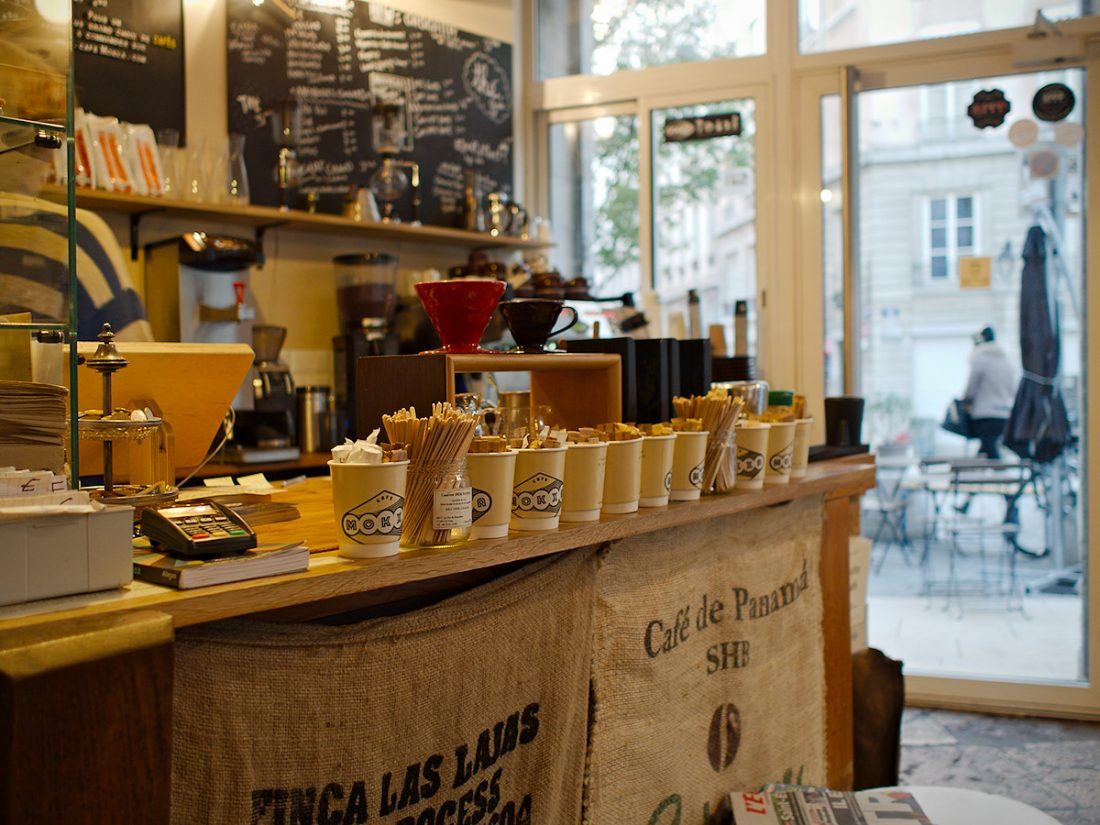 Café de Panamá: Blog, Urban, coffee, interior