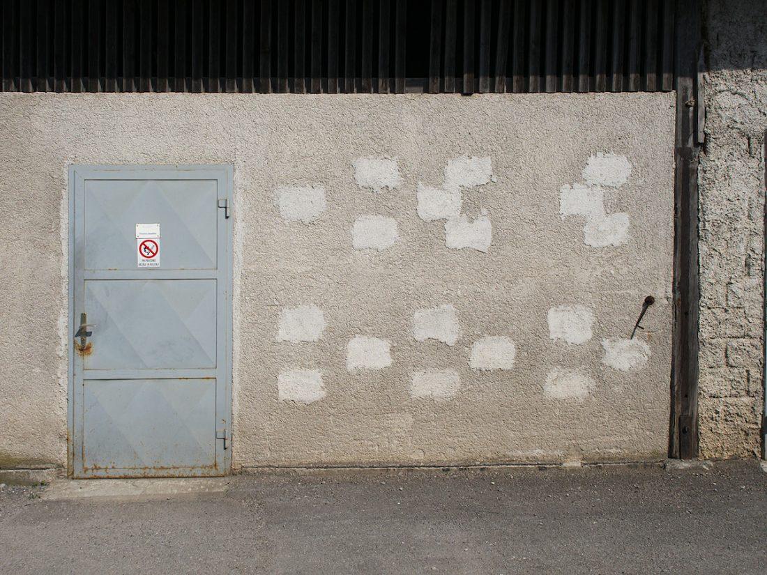 PREPOVEDANO: Blog, Urban, Wall