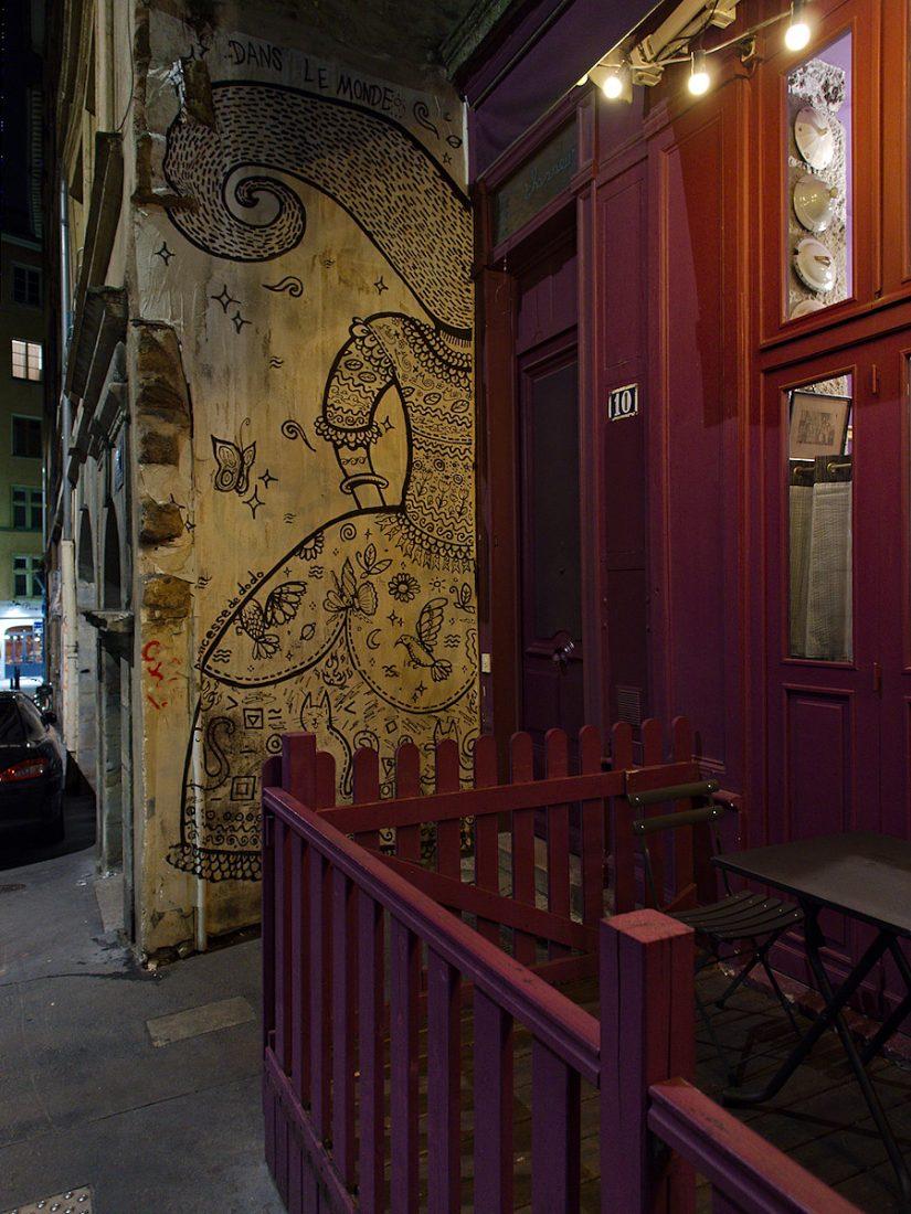 Dans Le Monde: Blog, Graffiti, Urban