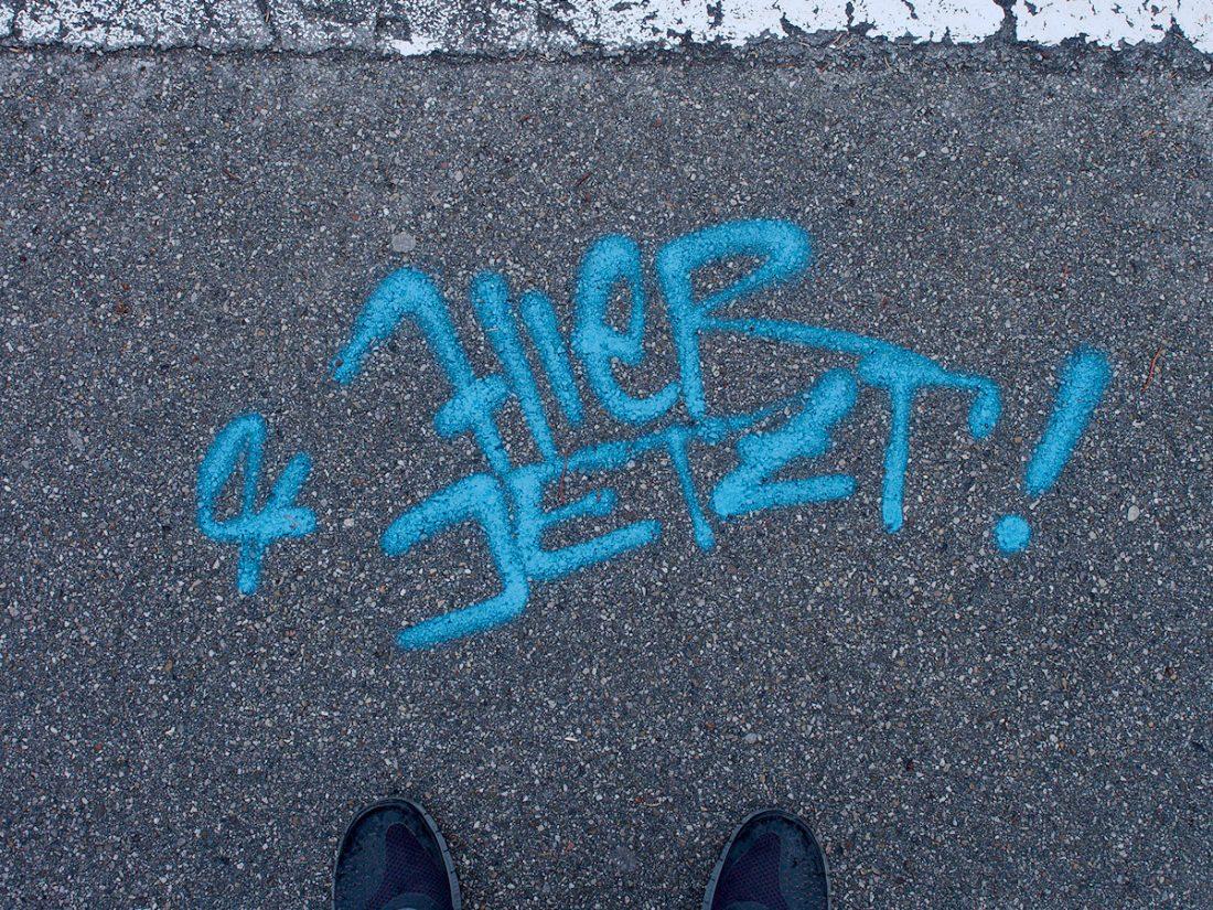 Here & Now: Blog, Graffiti, Urban