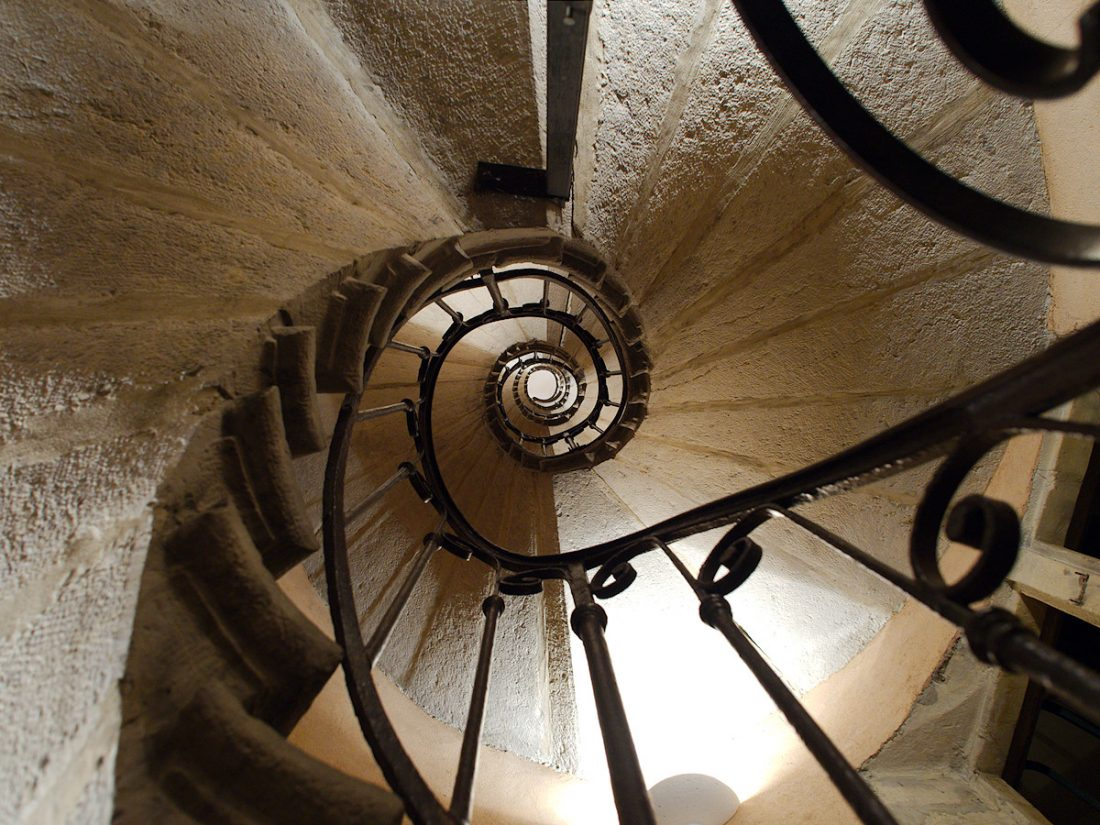 Spiral Staircase: Blog, Urban