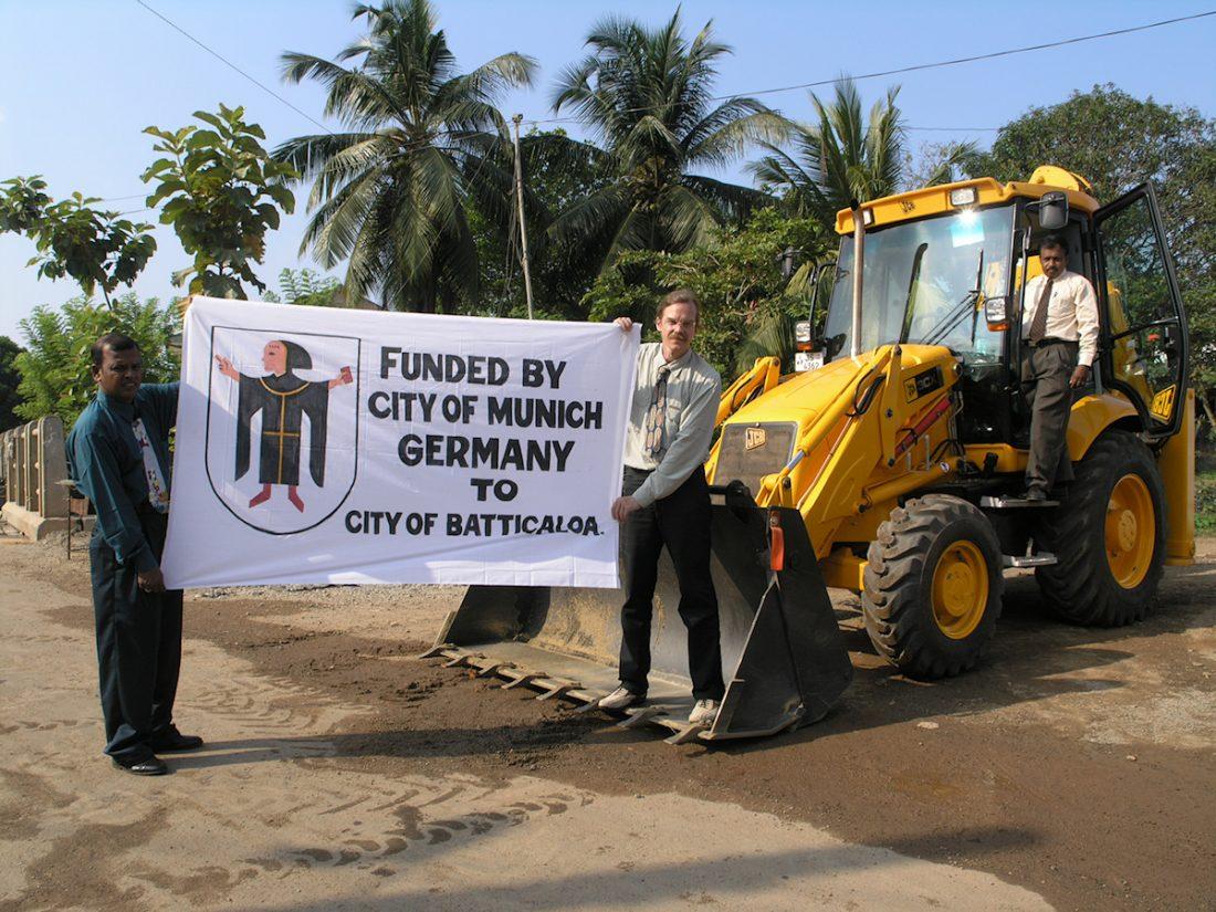 Loader For Batticaloa: Blog, Orte/Sri Lanka/Colombo, Status
