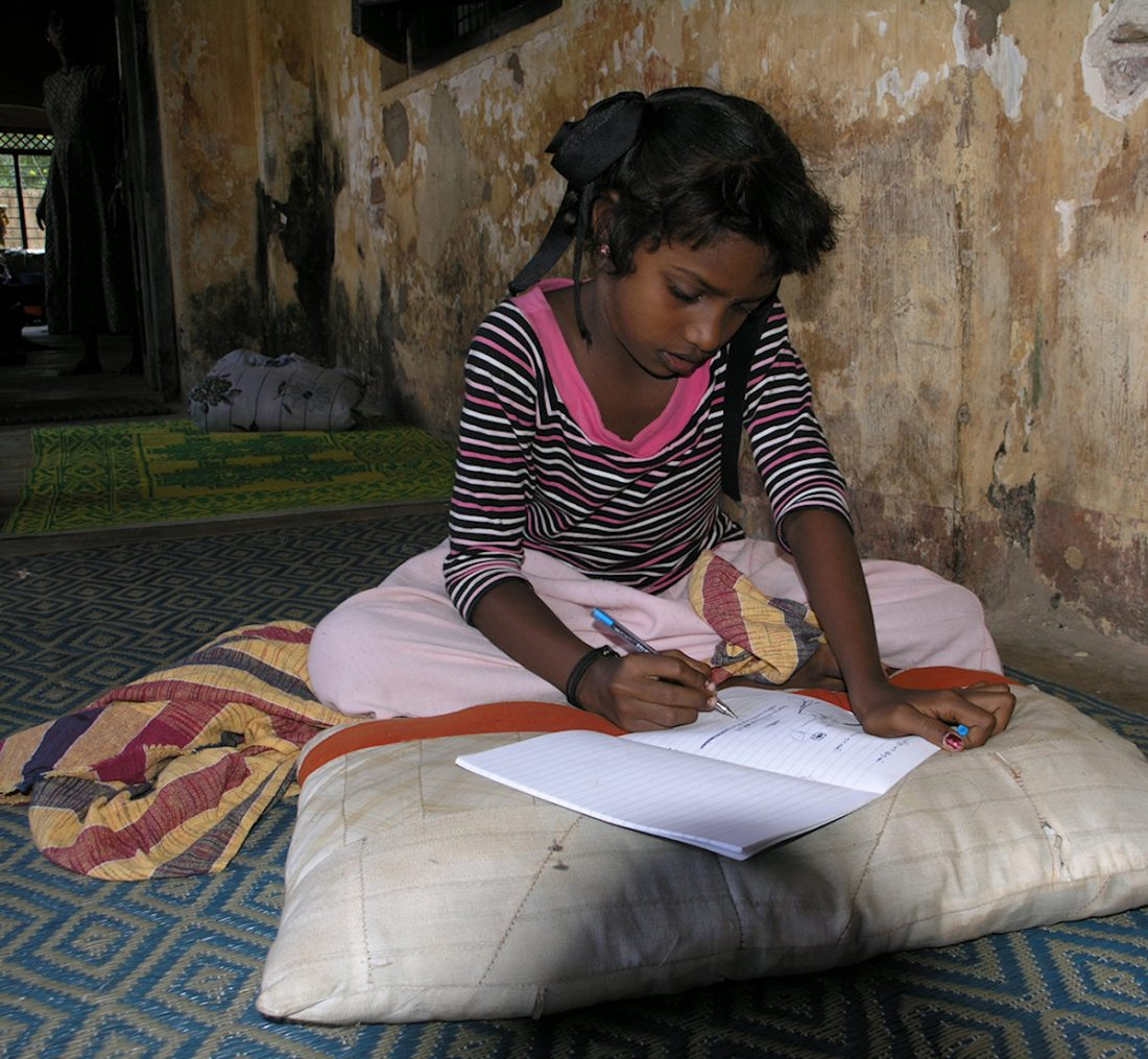 Tsunami Victims in School I: Blog, Orte/Sri Lanka/Batticaloa, Status