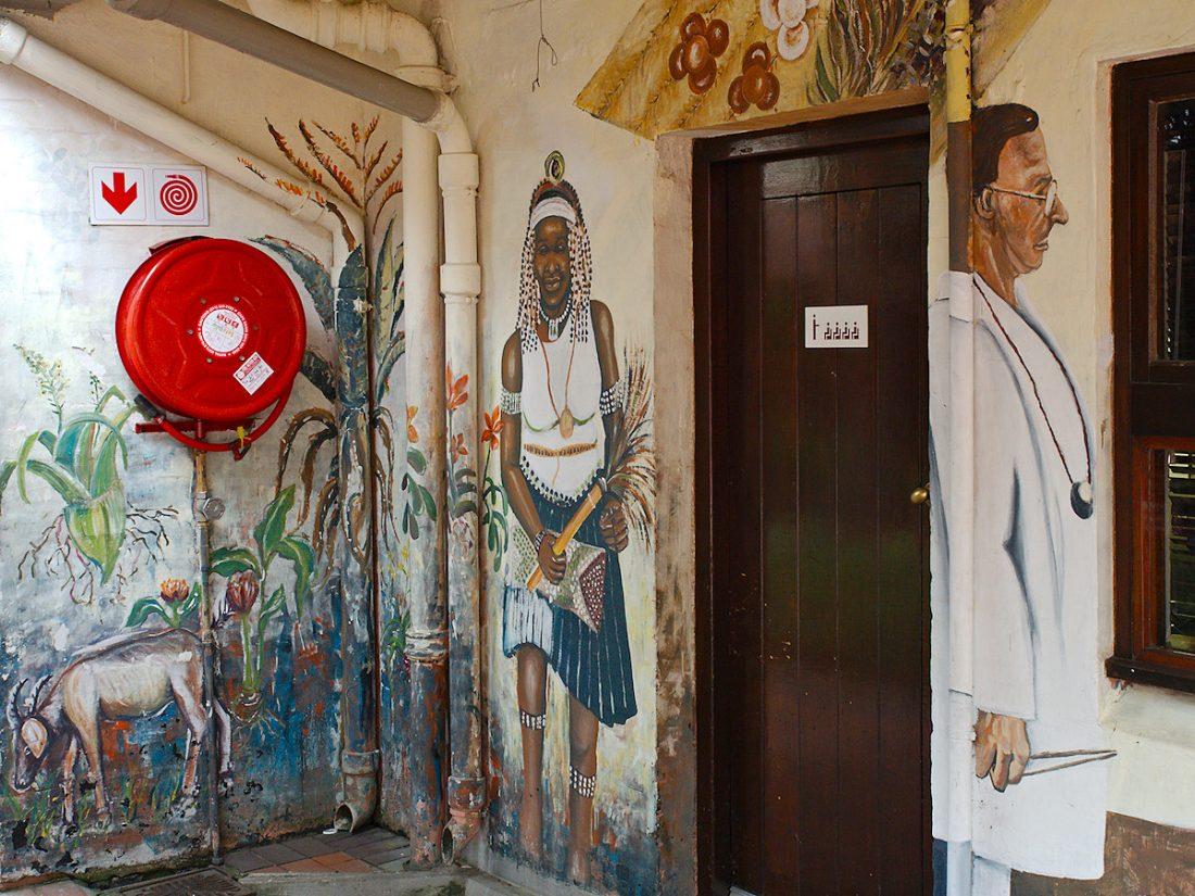 Kwa Muhle Mural II: Blog, Mural, Urban