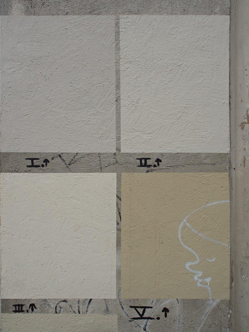 Color Patches: Blog, Graffiti, Urban