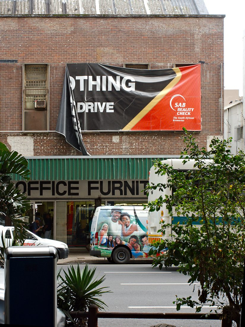THING DRIVE: Blog, Urban, banner, eThekwini