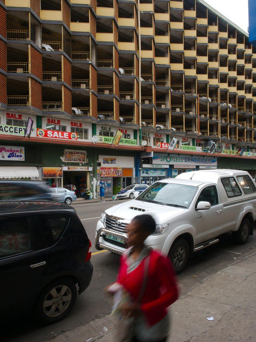 Car Park: Blog, Urban, eThekwini