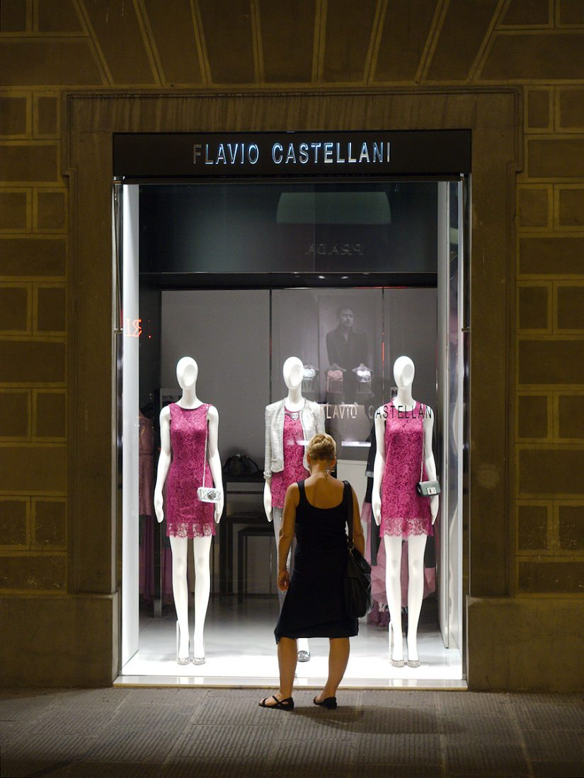 flavio castellani: Blog, Shop Window, Urban