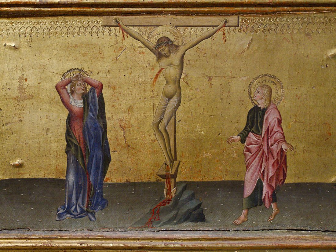 Crucifixion Group: Ars Sacra, Blog, WP