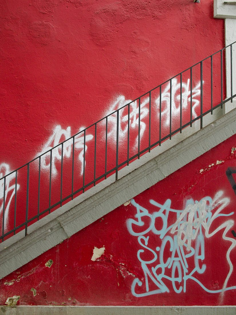 On Red: Blog, Graffiti, Urban