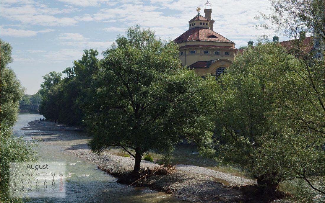 Müllersches Volksbad, Isar, München