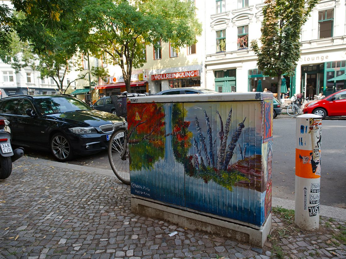 Kreuzberg Dreamscape: Blog, Graffiti, Urban