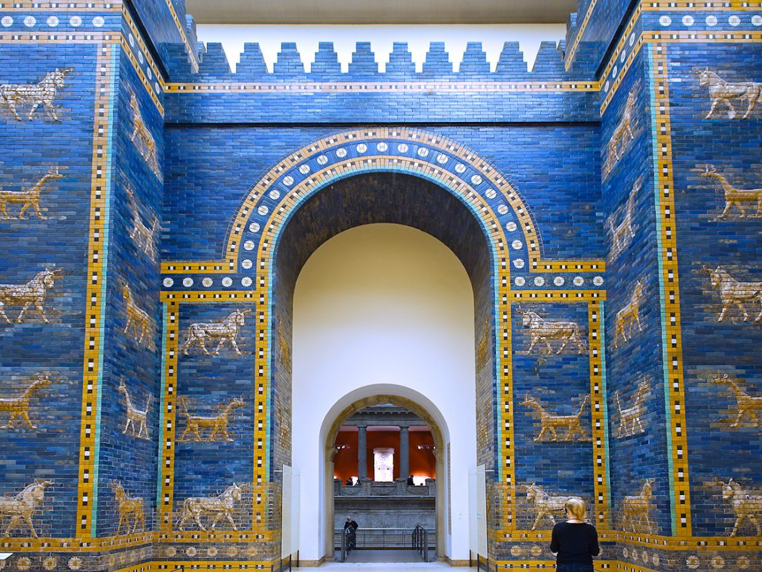 Ishtar Gate, Pergamonmuseum, Berlin