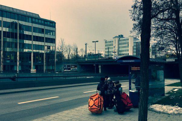 City Life, Heimeranplatz, Munich