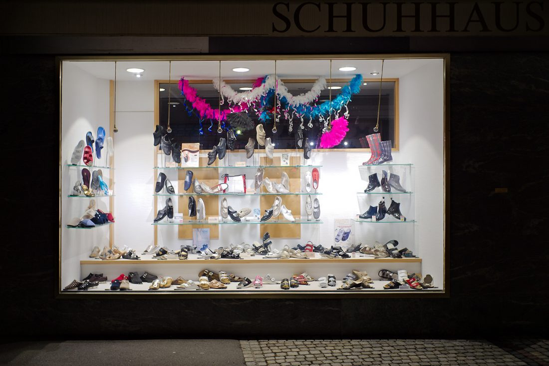 Shoes just wanna have Fun, Ludwigstr., Bad Reichenhall