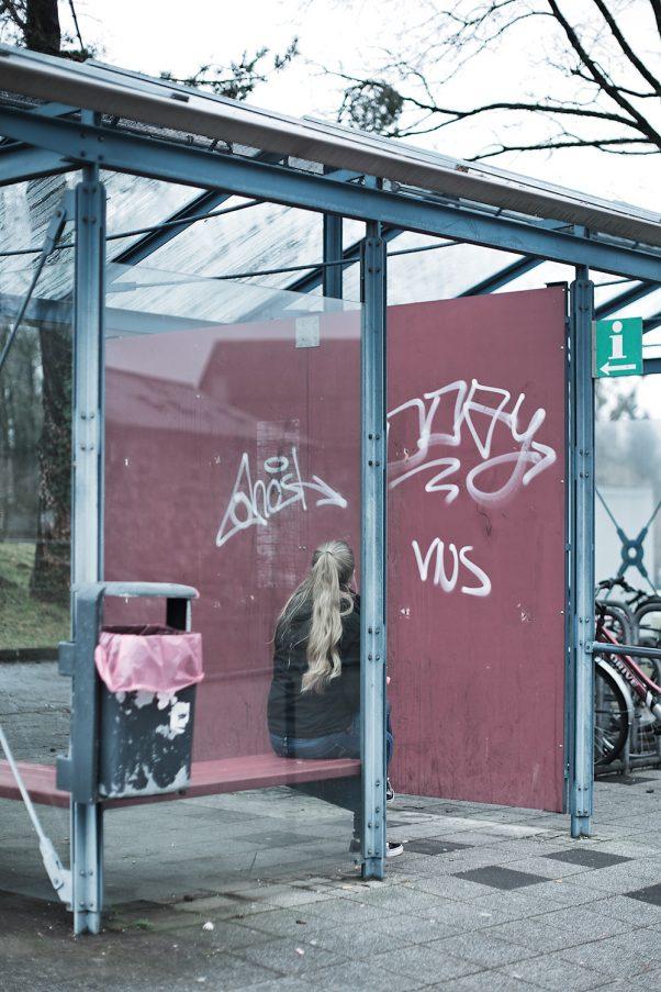 Waiting, Kirchberg, Bad Reichenhall