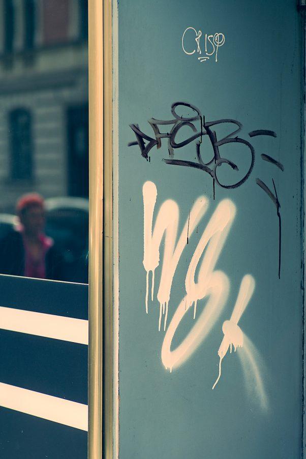 CRISP ACAB, Gärtnerplatzviertel, Munich
