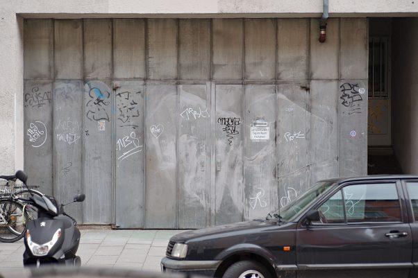 City Garage, Gärtnerplatzviertel, Munich