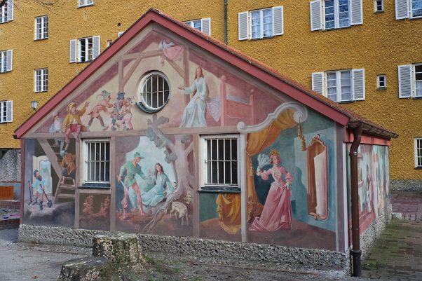 Fairytales on the Wall