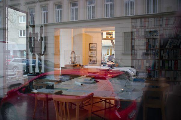 See Through, Rumfordstr., Munich